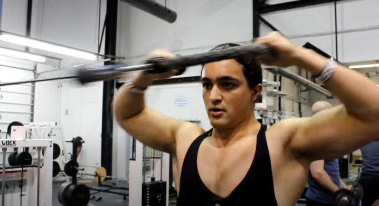 Why You Need To Do Face Pulls (Benefits And Proper Form)