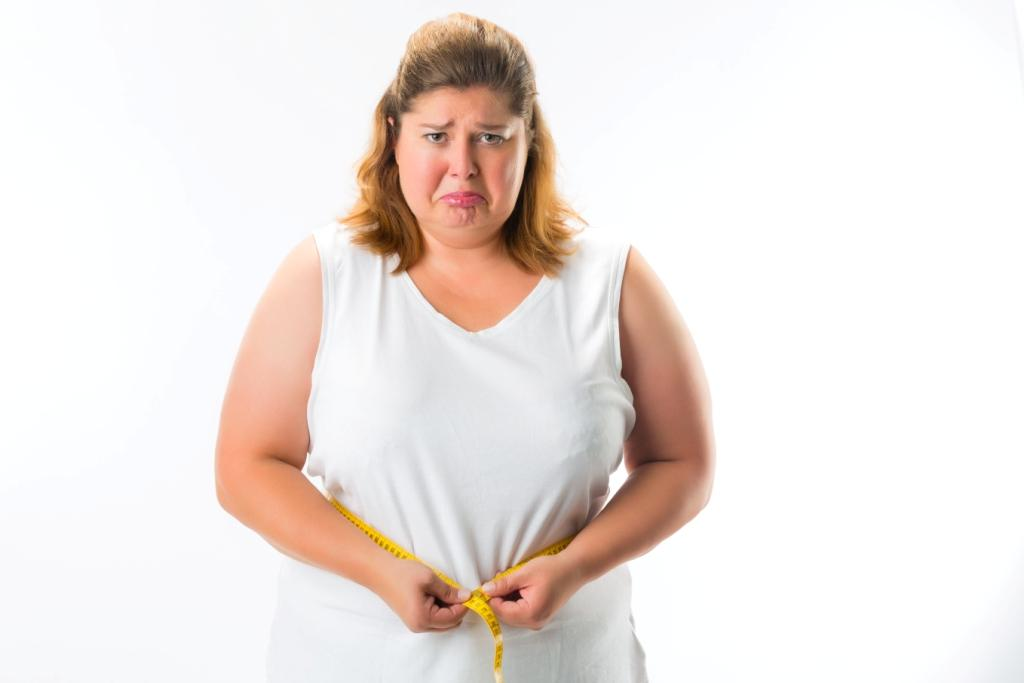 Women Gained Weight Because of Stress