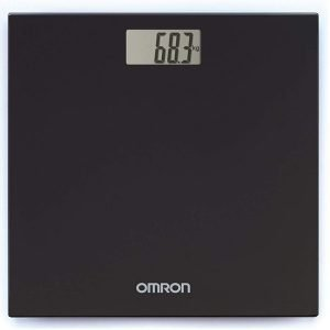 Omron HN 289 (Black) Automatic Personal Digital Weight Machine