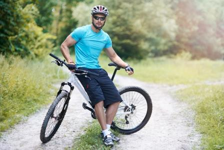 Cycling improves muscle building