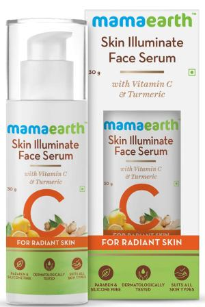 Mamaearth Skin Illuminate Vitamin C Serum
