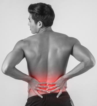 The most common causes of back pain