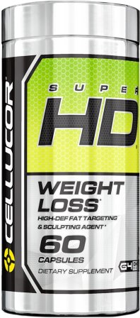 Cellucor Super-HD Weight Loss