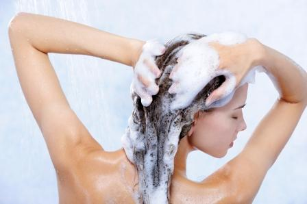 How should you use your natural shampoo
