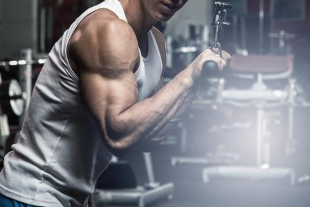 How to Perform the Tricep Pushdowns