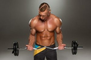 Muscles Worked by the Standing Barbell Curl