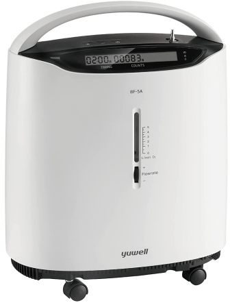 Yuwell 8F-5A Portable Oxygen Concentrator Machine