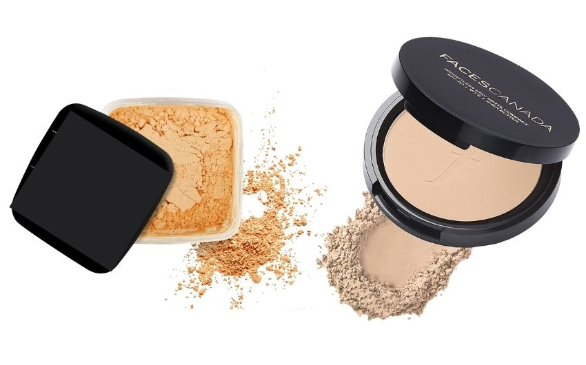 Difference Between Loose Powder and Compact