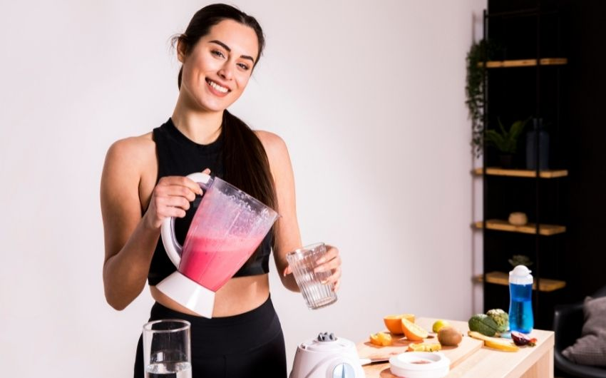 How to Make Protein Powder at Home for Weight Gain
