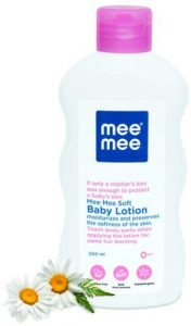 Mee Mee Baby Lotion With Fruit Extracts