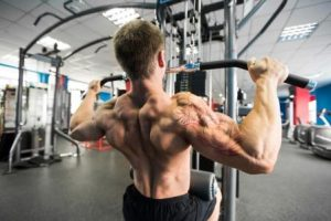 Muscles Worked by the Close Grip Pulldown