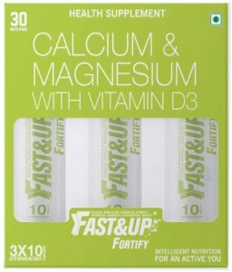 Fast&Up Fortify Effervescent Tablets