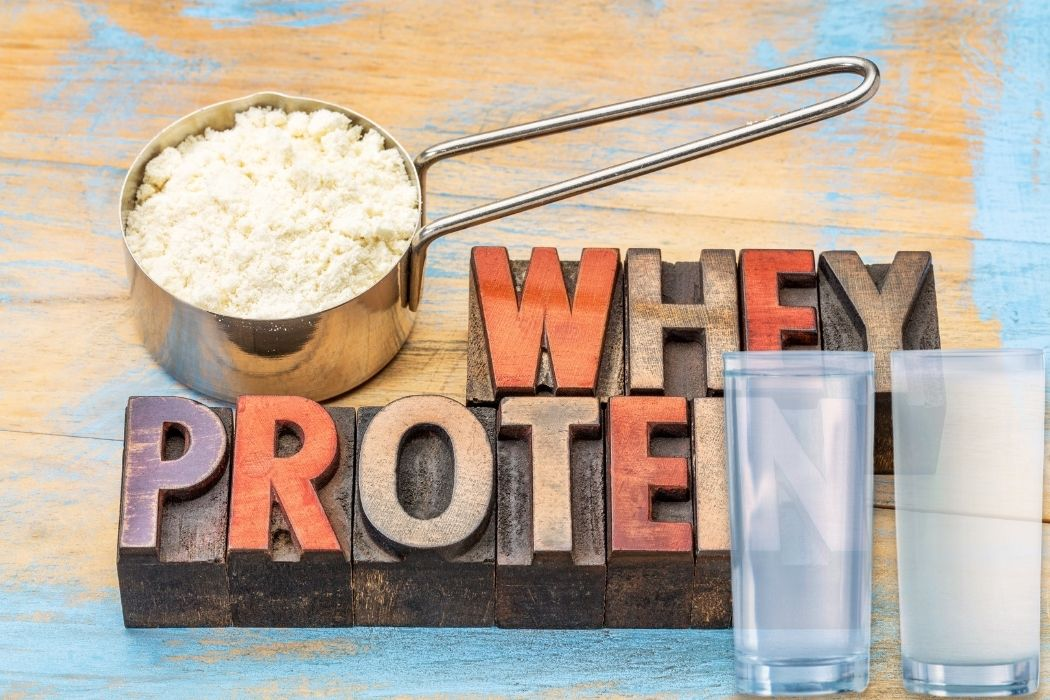 HOW TO TAKE WHEY PROTEIN WITH WATER OR MILK