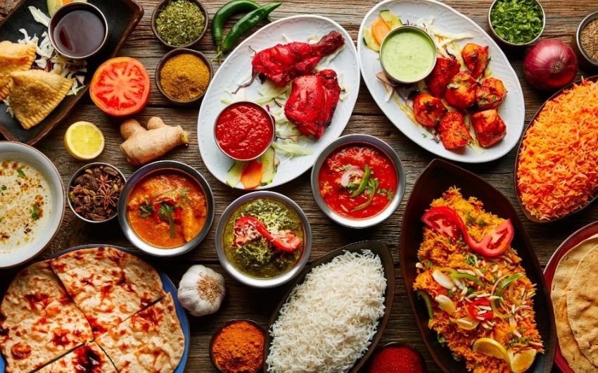 Iron Rich Indian Foods