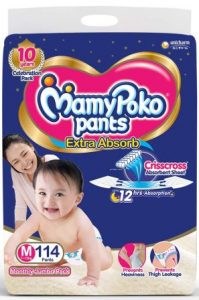 MamyPoko Pants Extra Absorb Diapers