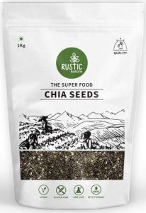 Rustic Nature Raw Chia Seeds