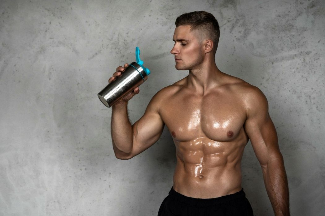 Should i Drink a Protein Shake During My Workout