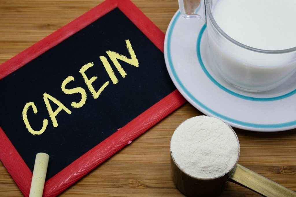 How Long Does Casein Last