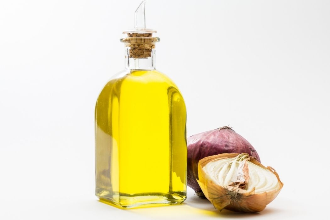 How To Make Onion Oil