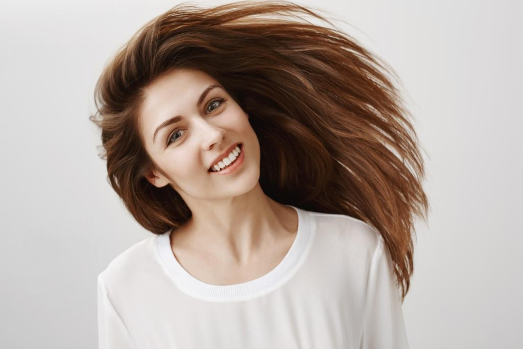 How to Get Smooth Hair Naturally