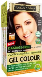 INDUS VALLEY Damage Free Gel Colour For Hair