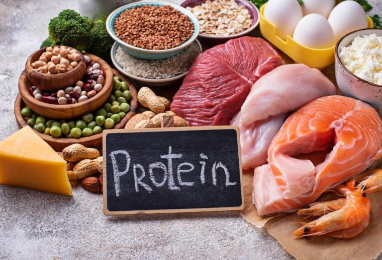 20 Foods That Have More Protein Than An Egg