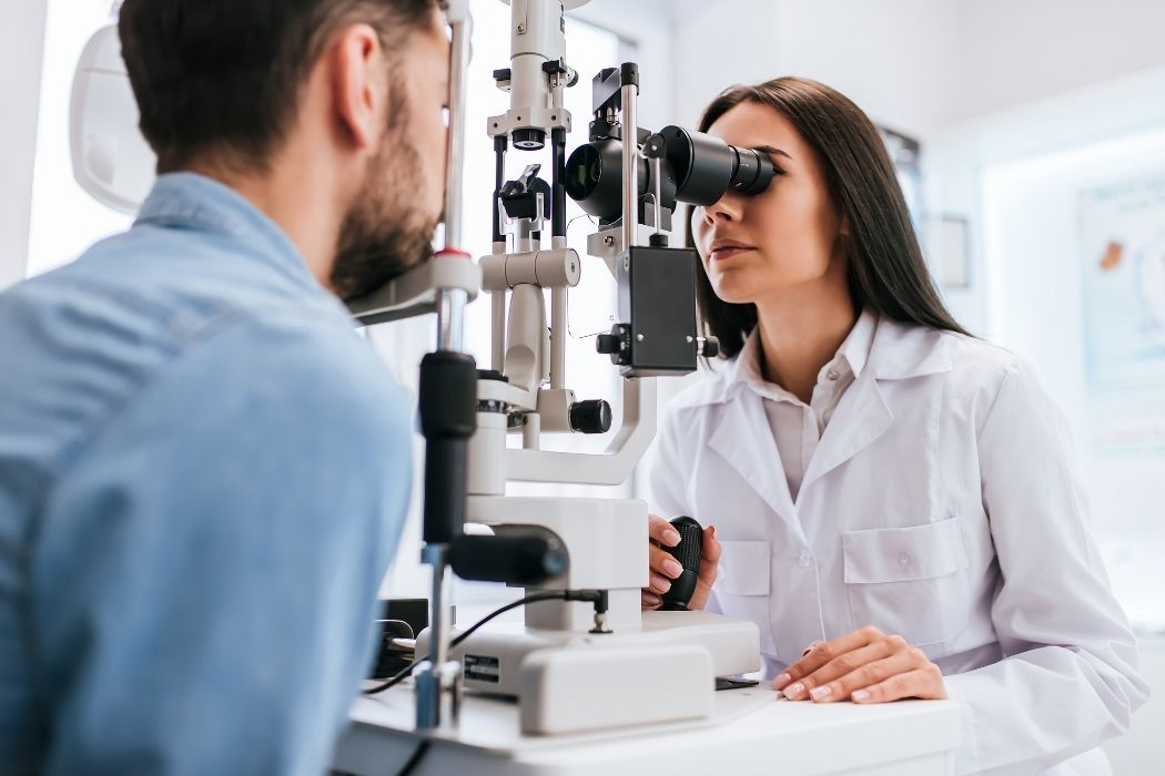 Best Ophthalmologists In Noida