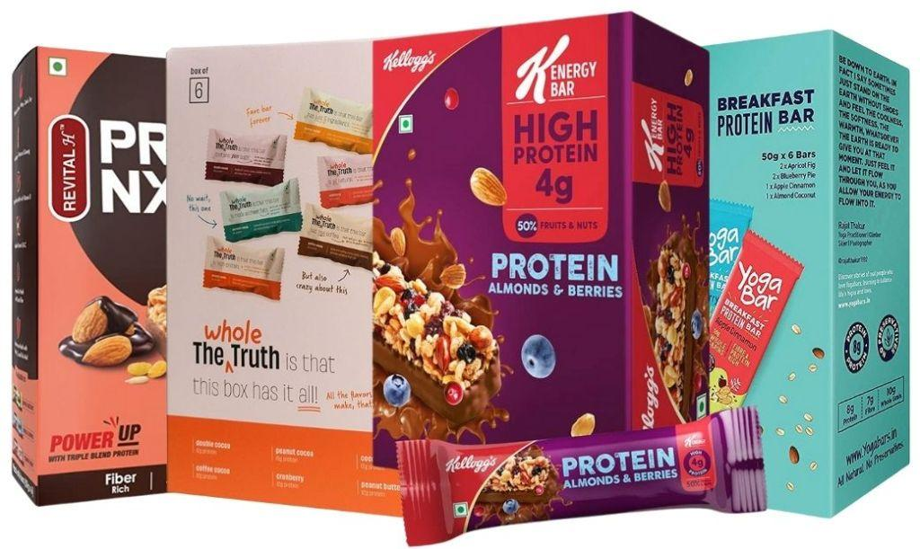 Best Protein Bars In India