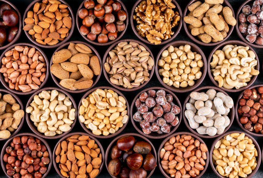 Dry Fruits To Add In Your Diet With Their Nutritional Value And Health Benefits