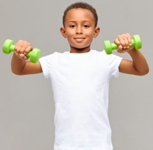Is It Safe For Children To Perform Exercises And Strength Training