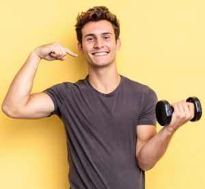 Teenagers & Building Muscles